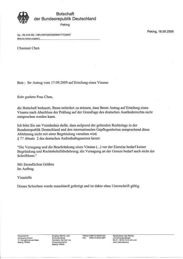 Musterbrief Widerspruch Reha Klinik Arztbrief Wikipedia